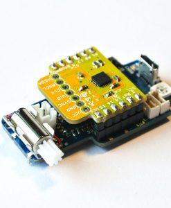 accelerometer-board
