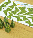 Papercraft Trees